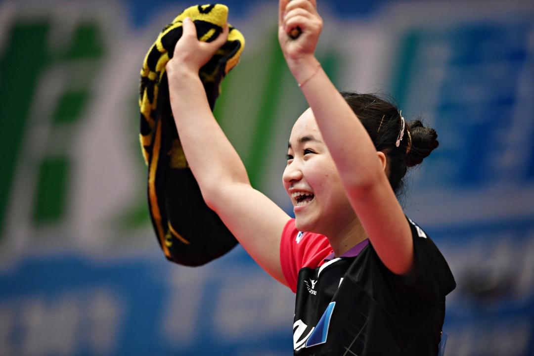 亞洲乒乓球外圍賽 2016里約熱內盧奧運外圍賽第二個賽事日