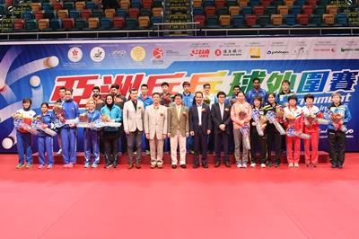 亞洲乒乓球外圍賽 2016里約熱內盧奧運外圍賽第四個賽事日