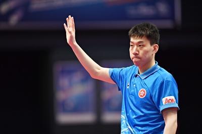 亞洲乒乓球外圍賽 2016里約熱內盧奧運外圍賽第五個賽事日